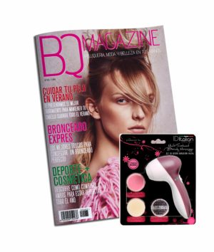 BQ MAGAZINE 65 + set Microabrasion facial