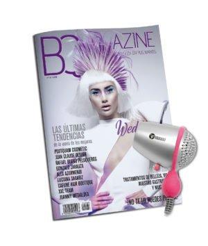 Bq Magazine n68 + secador Goliat